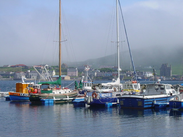 Scalloway Harbour