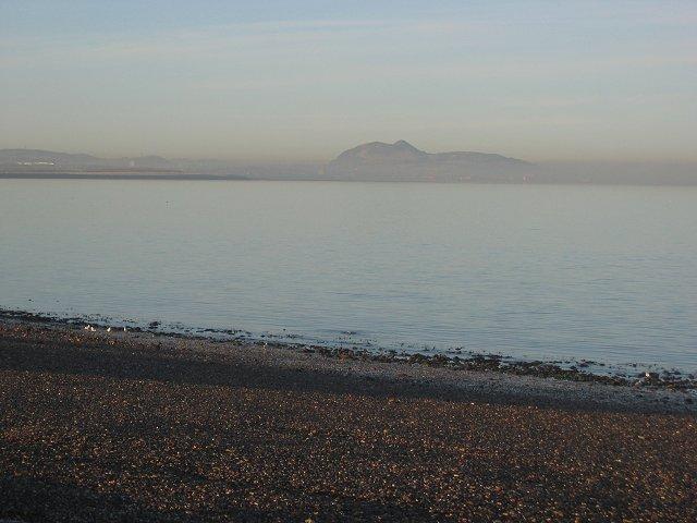 Beach, Prestonpans.