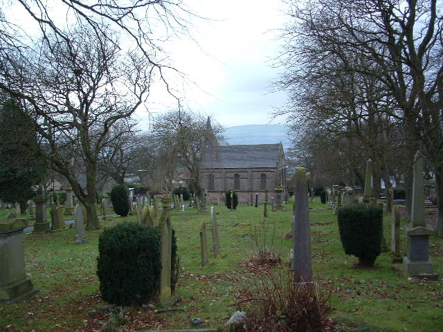 Church Tweedmouth Cemetery