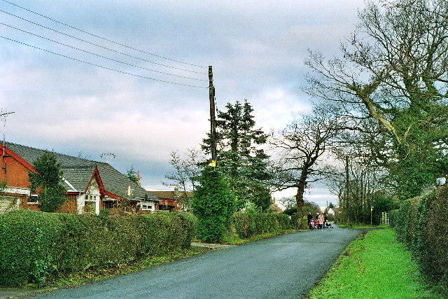 Mellor - Higher Commons Lane