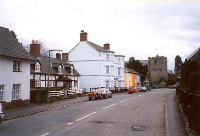 Church Street, Bishop's Castle