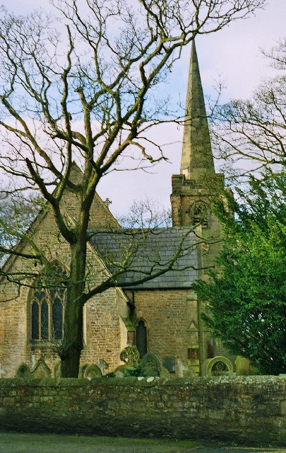 St Leonard's, Balderstone
