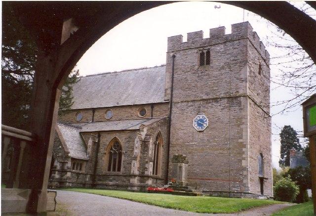 St John the Baptist's Church, Bishop's Castle