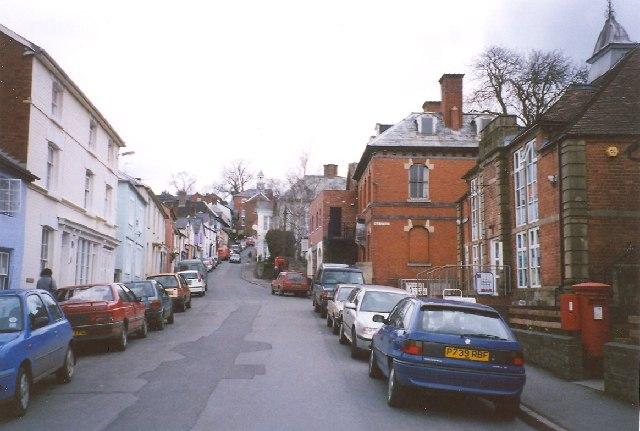High Street, Bishop's Castle