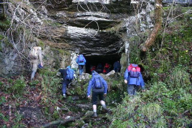 Scoska Cave, Littondale