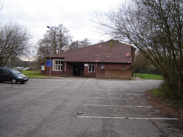 Community Centre Near Frimley