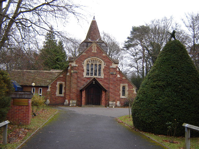 St Andrew's Church, Frimley Green