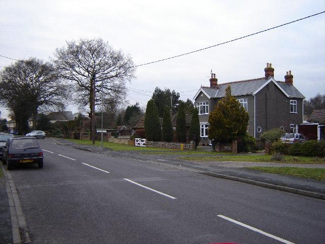 Hamesmoor Road, Mytchett