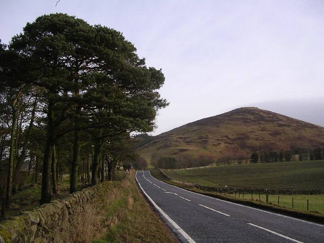 A702 near Hartside and Startup Hill