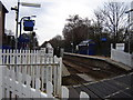 SU8756 : Farnborough North Station by Graham Clutton