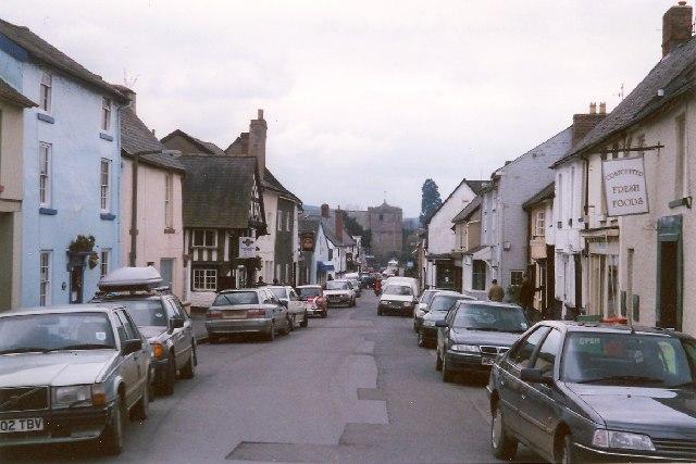 Church Street, Bishop's Castle