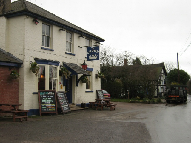 The Crown, Aston End