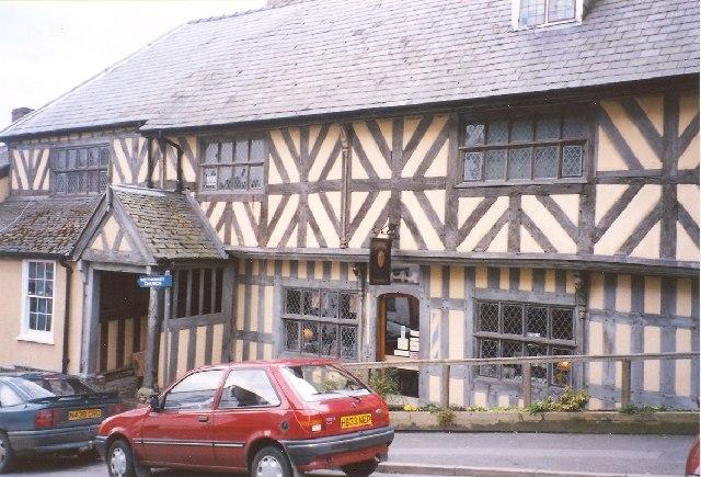 Porch House, High Street, Bishop's Castle
