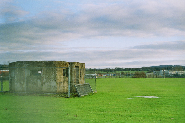 Pillbox on the A59