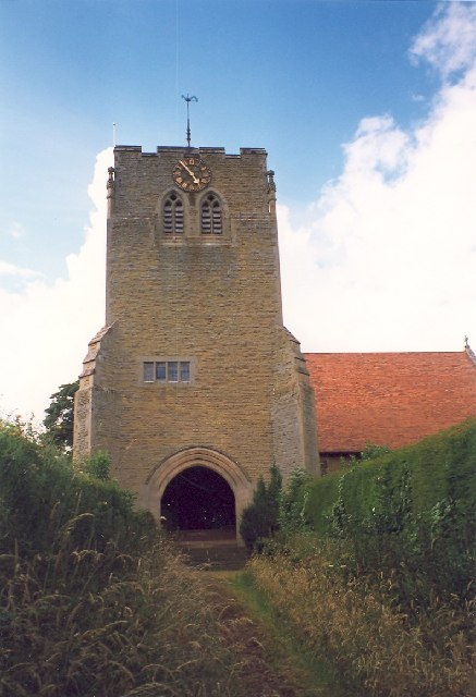 All Saints' Church, Richard's Castle (Shropshire)