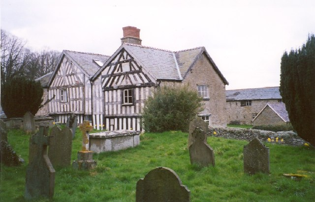 Church Farm, More