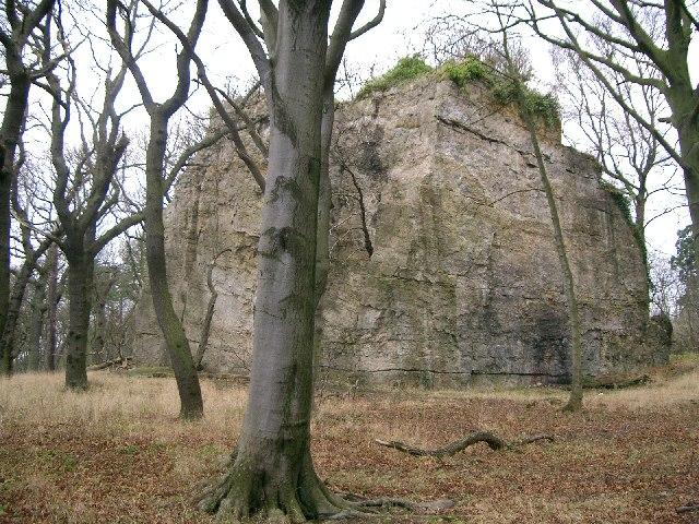 The Gellet Rock.