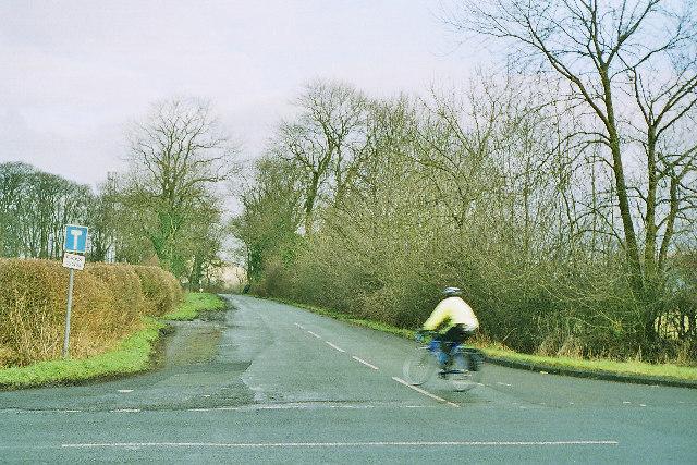 Four Lane Ends