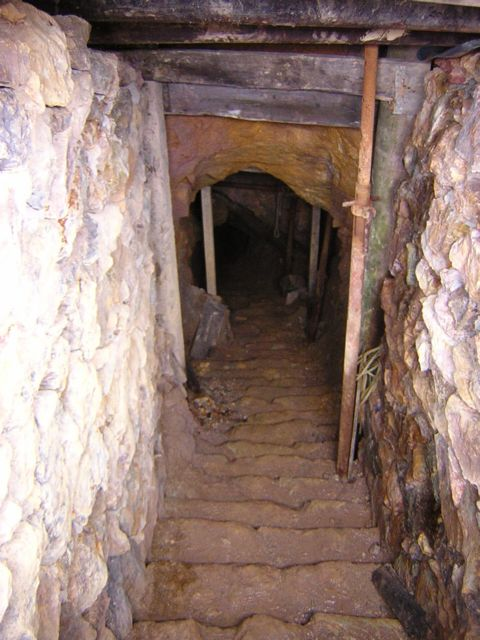 Parys Mine Shaft