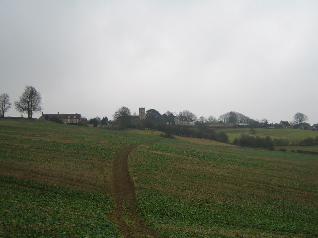 Macmillan Way  at Church Stowe