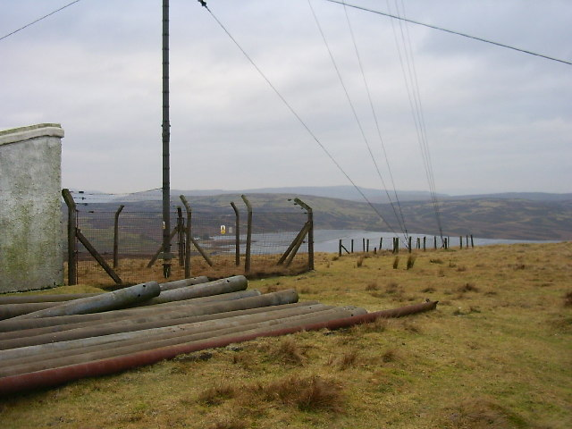 Mast on Earl's Hill