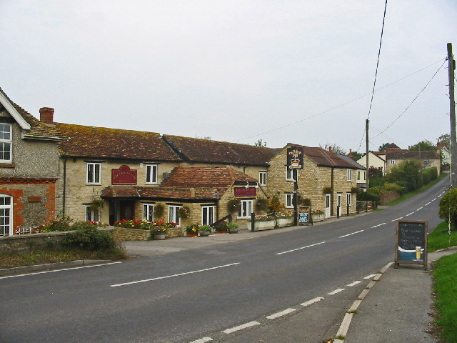 The Crown Inn East Stour Dorset