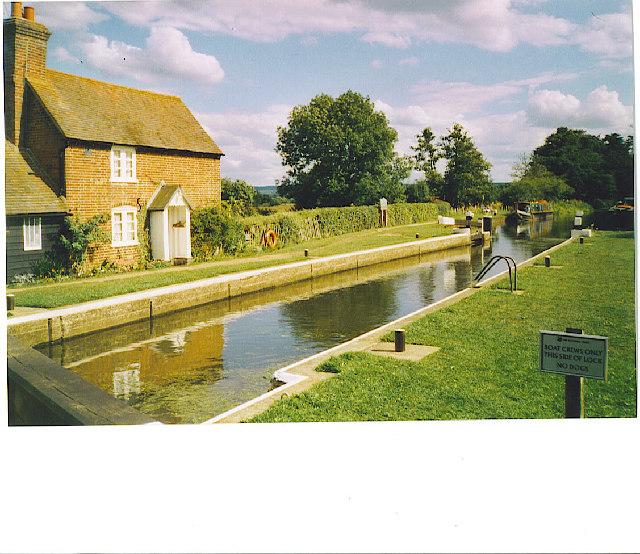 Lock Keeper's Cottage, Triggs Lock