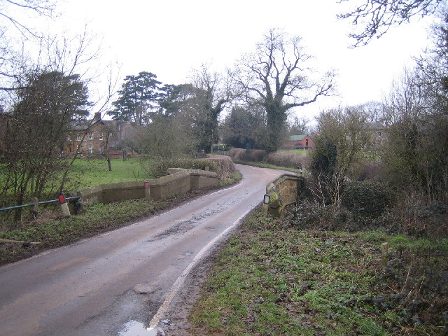 Bridge at Everdon