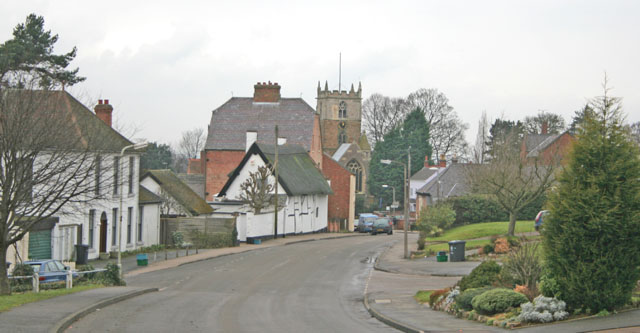 Thurnby near Leicester