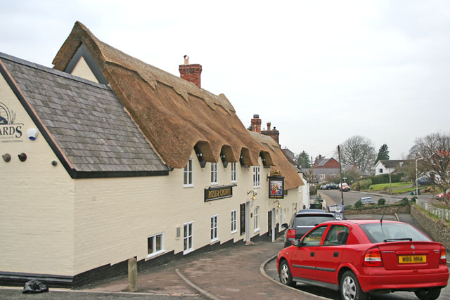 The Rose and Crown, Thurnby near Leicester