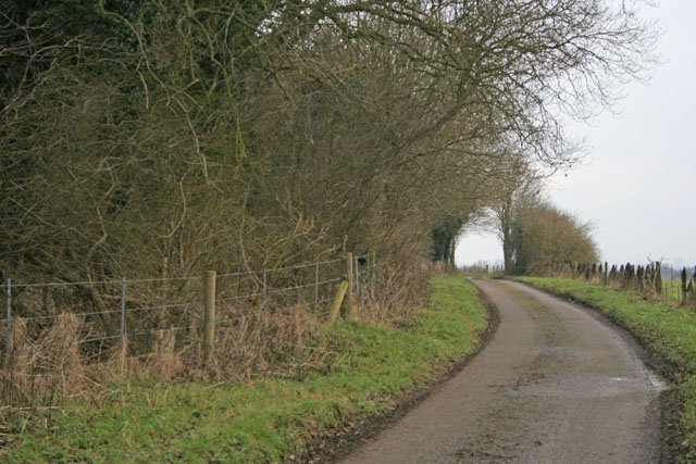 Houghton Lane, near Stoughton