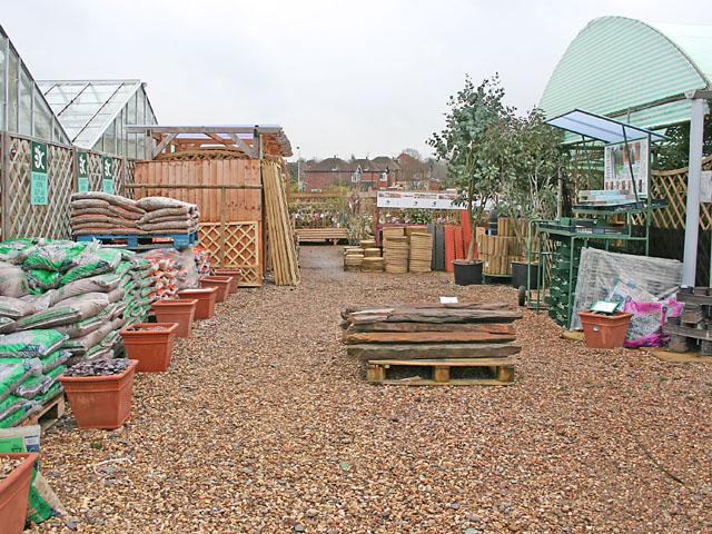 The Garden Centre at Coles Nursery