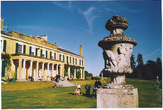 Polesden Lacey, the South Front