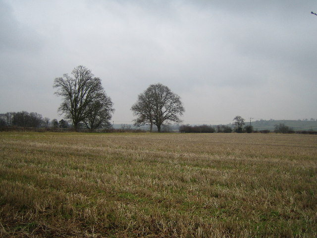 Farmland near Everdon