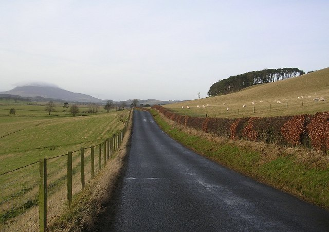 On the straight and narrow road to Biggar