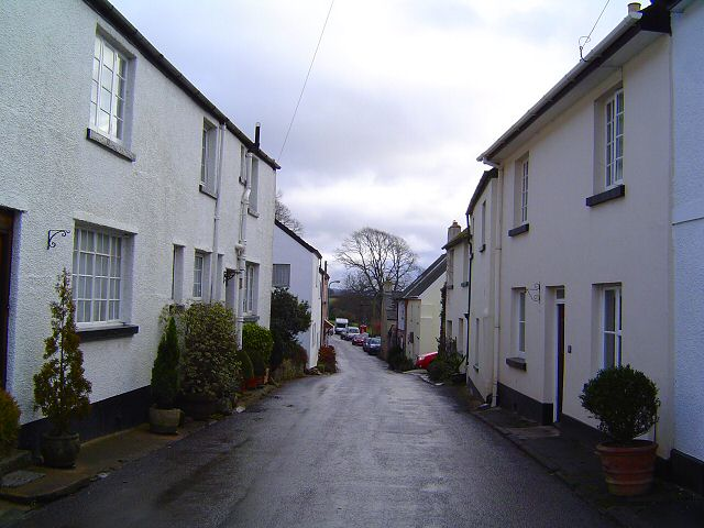 Denbury street - South Devon