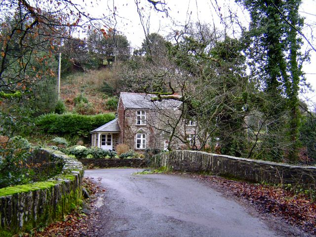 Yeo bridge - south Devon