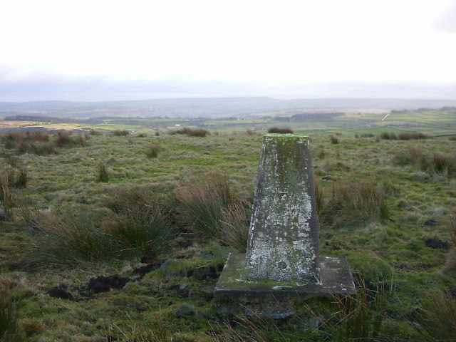 Worlds Hill trig