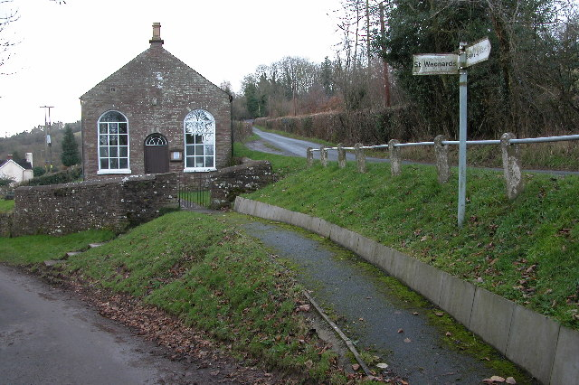 Chapel at Garway Hill