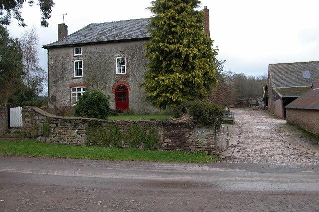 The Farmhouse at Great Corras Farm