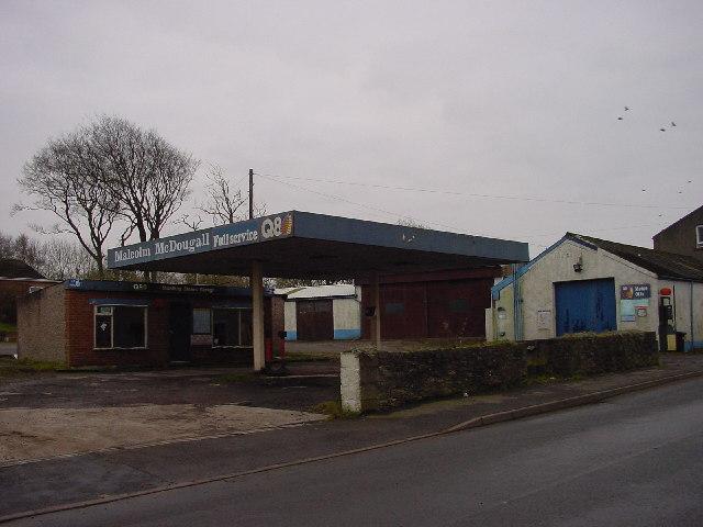Standingstones Garage Broughton Moor