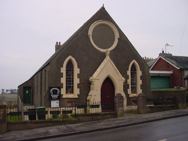 Methodist Chapel Broughton Moor