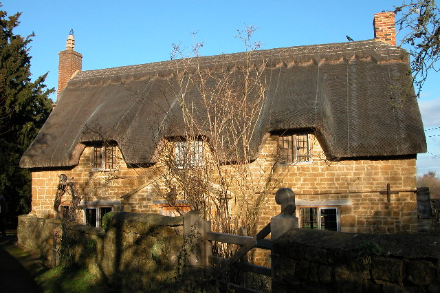 Thatched Cottage in Ilmington
