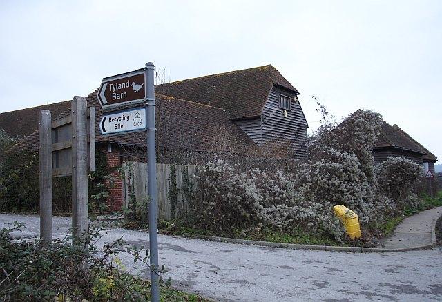 Tyland Barn, Sandling, Maidstone