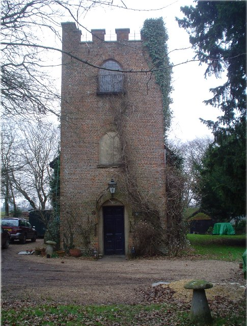 Dogmersfield Old Church