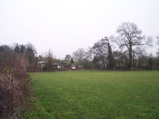 Bridge End, Much Cowarne