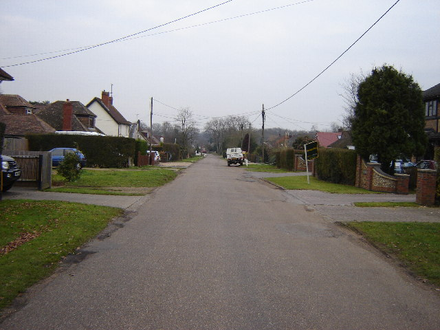 Hazel Road, Ash Green