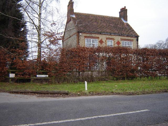 Poyle Farm, near Tongham.