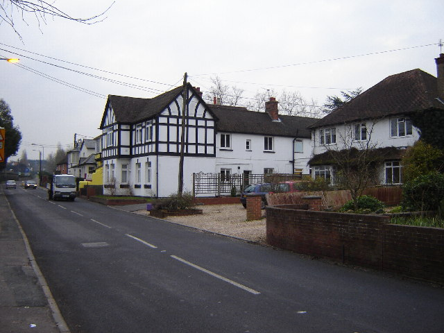 Timbered House in Tongham