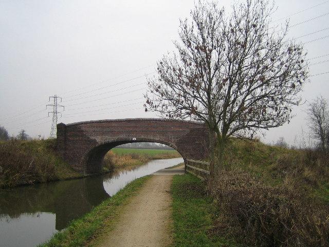 Bridge No. 16, Coventry Canal